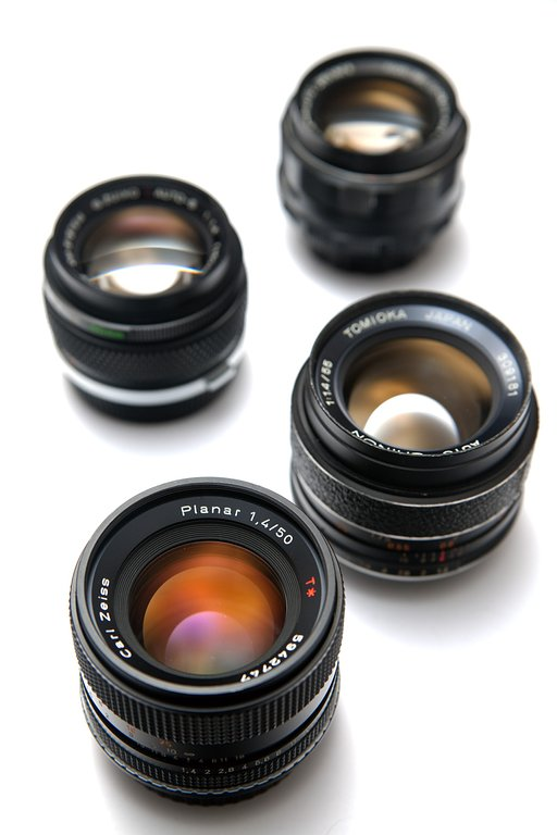 Optic Matters: Choosing Lenses for Portraiture