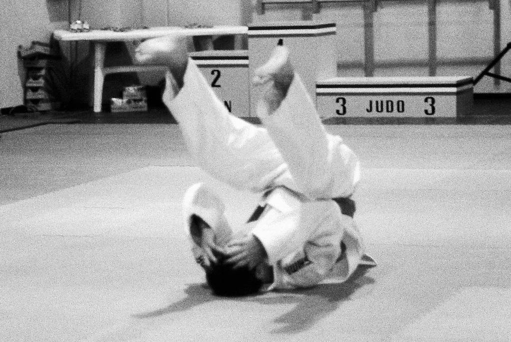 A Salute to the Masters: Judo (A Tribute to Sabine Weiss)