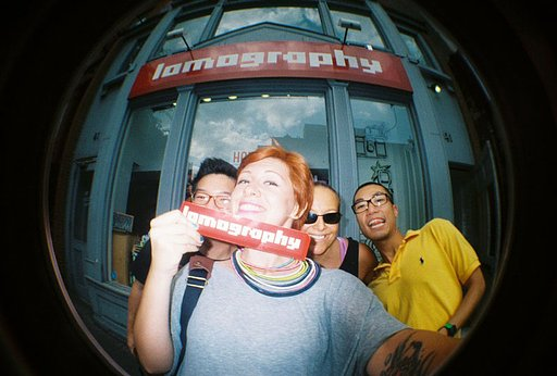 How to Become Part of Our 25 Years of Lomography Celebrations