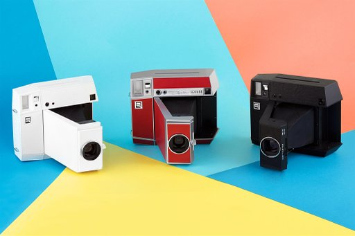 Lomo'Instant Square - The Multi-Format Wonder!