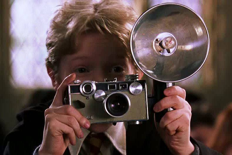Colin Creevey and the Argus C3