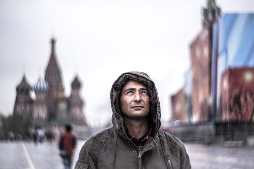 Petzval Artist: The Red Square with Alex Laurel