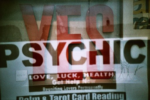 PREVIEW: Blue Hour Thursday @ LGS Toronto Psychic Reading