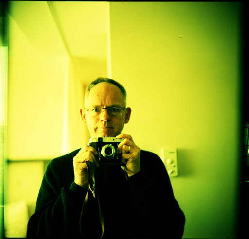 Growing Up with Photography; Mapix and His LomoDiary