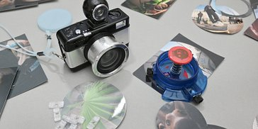 Tipster: Spherical Masterpieces with the Fisheye and Circle Cutter