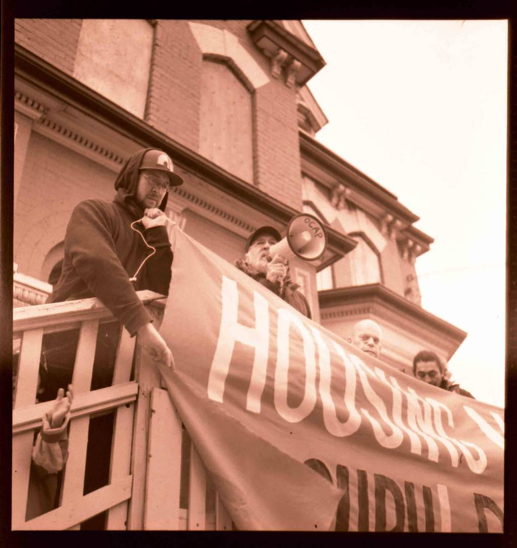 Community LomoAmigo Stephenjameskerr Occupies the LomoKino