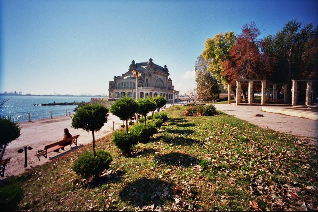 The Constanta Aquarium - A Great Place to Relax