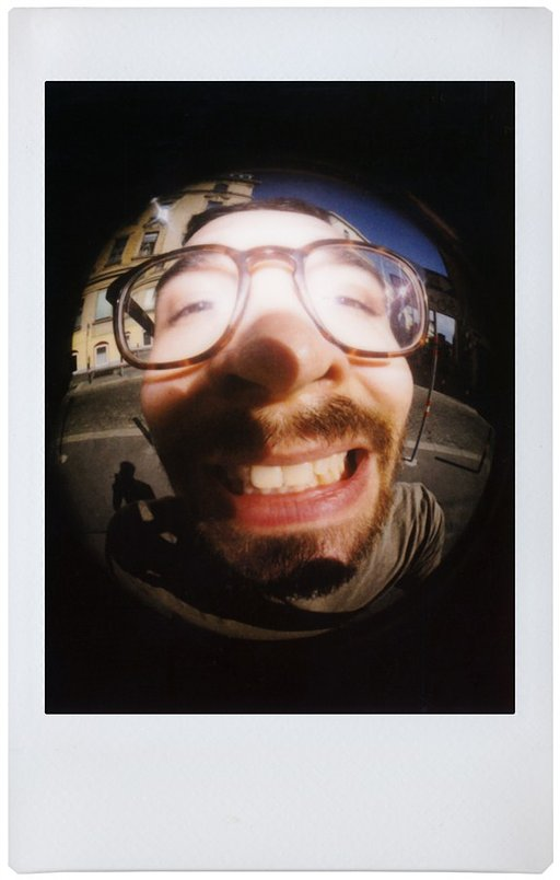 Fun and Fresh Fisheye Snaps Courtesy of the Lomo'Instant
