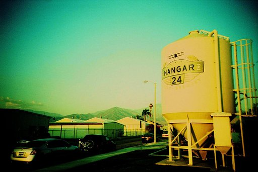 Hangar 24 Brewery in Redlands, CA