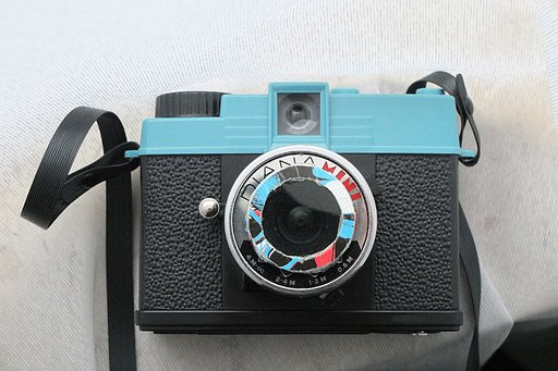 Neutral Density Filter for the Diana F+ Instant Back and Diana Mini
