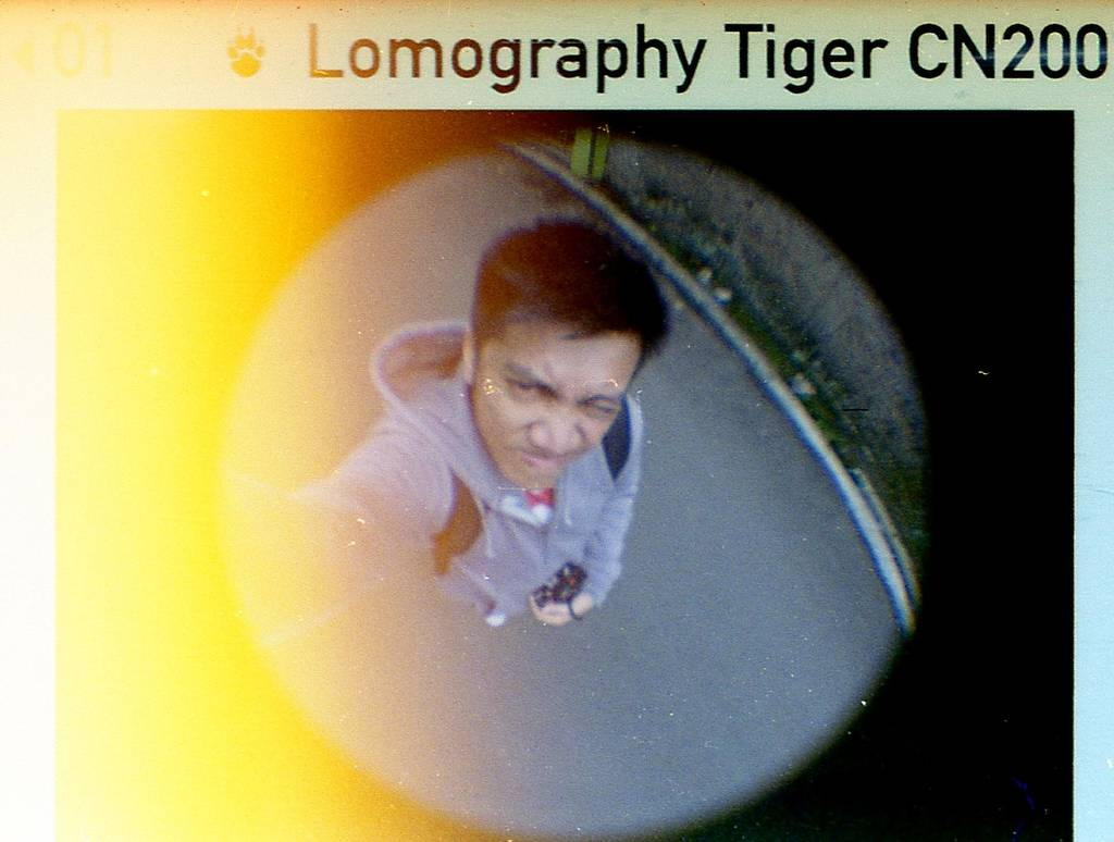 Lomography Color Tiger 110 : First Impression with the Tiger!