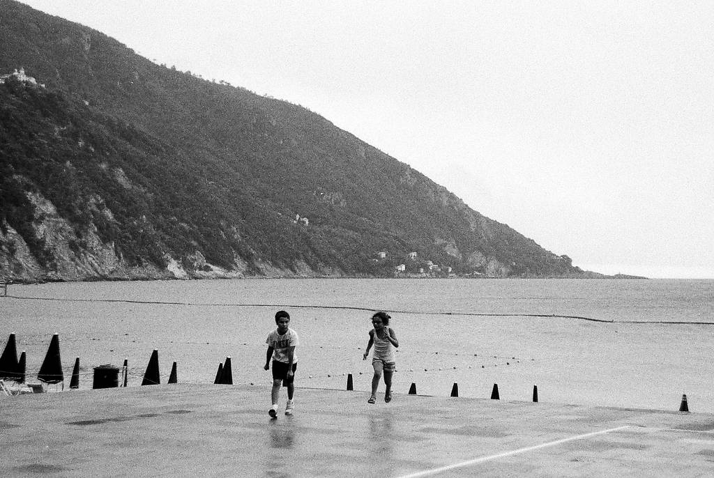 A Salute to the Masters: The Mediterranean Sea (A Tribute to Édouard Boubat)
