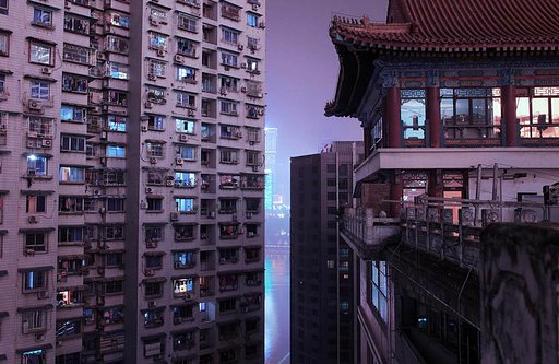 An Interview with Marilyn Mugot on the Urban Streets of China