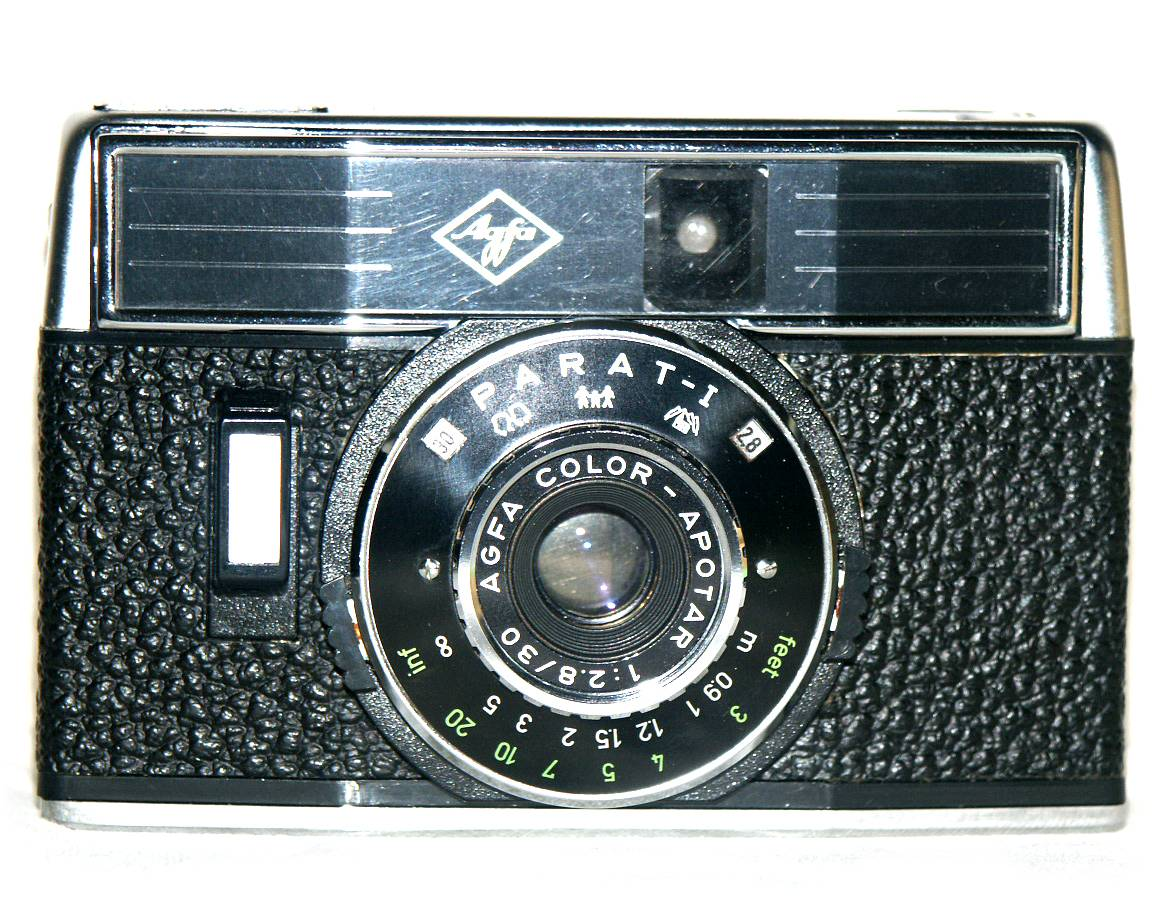 agfa parat i half frame full camera lomography rh lomography com 35Mm Camera Agfa Camera Agfa Optima