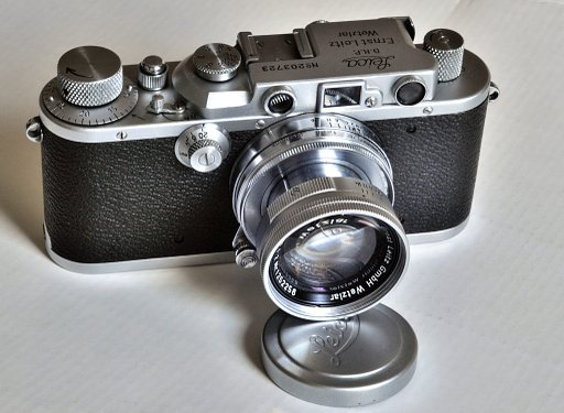 Lomopedia: Leica IIIa Model G