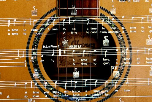 Analogue Day Activity: Learn How to Play the Guitar or Any Other Instrument