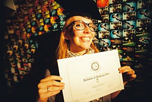 Happy Graduation to the Class of Autumn '11 of the School of Lomography in London!