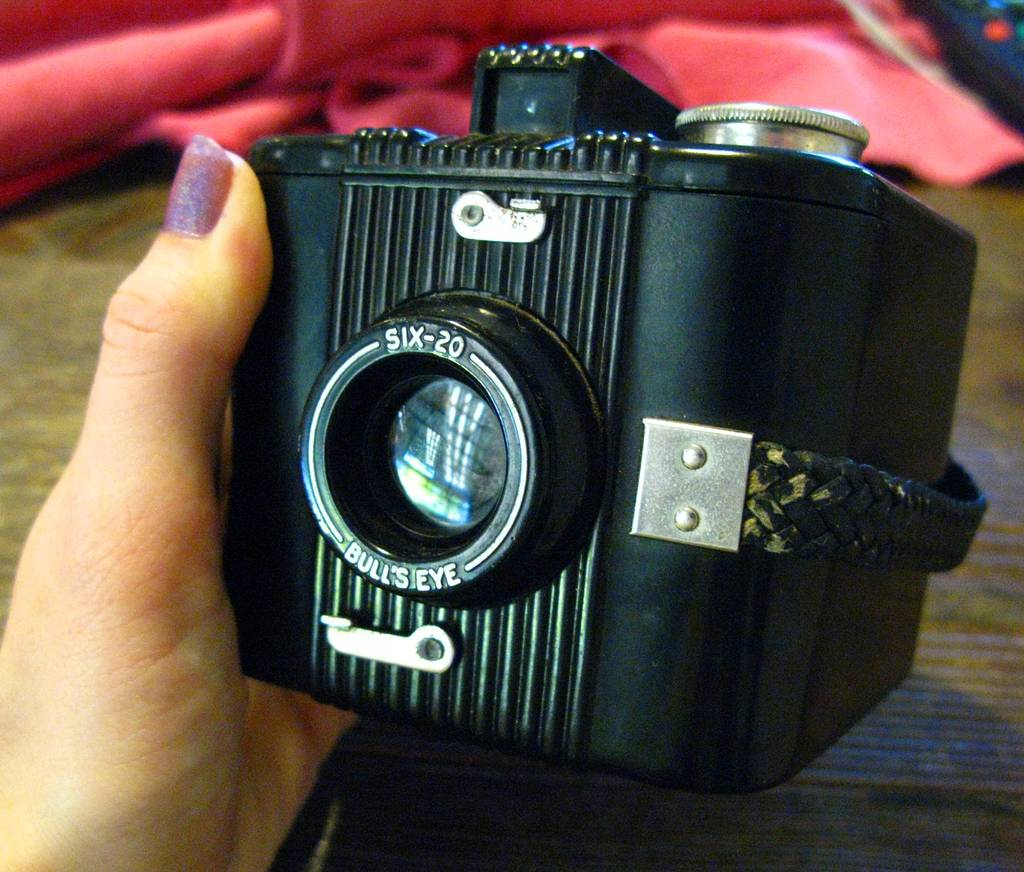How to Modify 120 Film for a 620 Film Camera