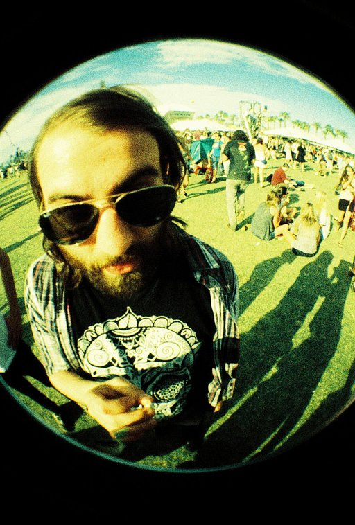 LomoAmigo: Band of Skulls takes us on tour!