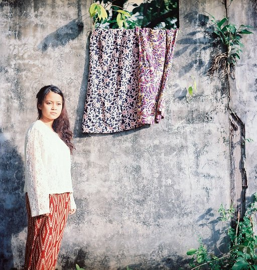 Lomo Fashion Spread: The Pua Kumbu with BAYANG by Yang