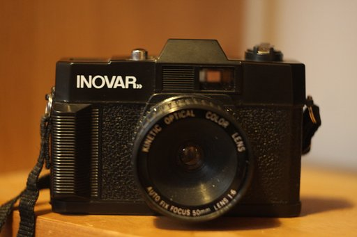 Inovar Camera: Sham Lens Reflex, but Still Okay