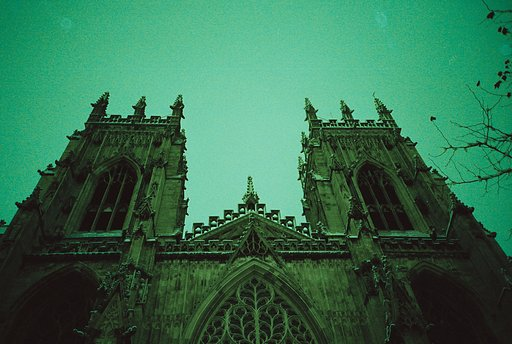 An Unofficial Lomography Meet-up in York