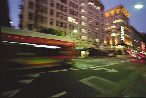 Downtown Los Angeles From Edward Conde's Wider Perspective With the Atoll Ultra-Wide 2.8/17 Art Lens
