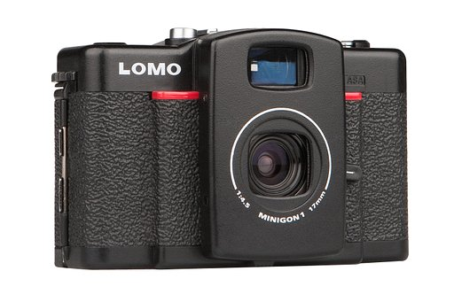 Versatile Wide-Angle Monster: the Lomo LC-Wide