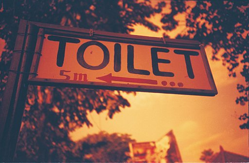 The Spot to Shoot: Restrooms All Over the World