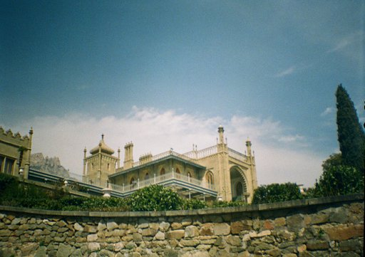 Vorontsov Palace: Crimean Pearl of Royal Life