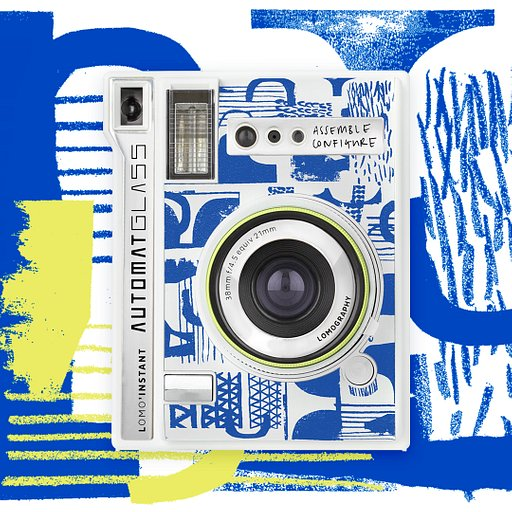 Say Hello to the Lomo'Instant Automat Glass Assemble Configure Edition!
