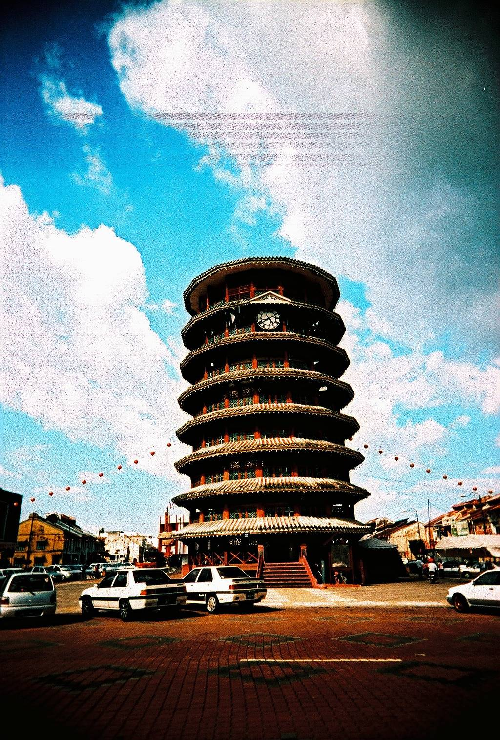 Let's Go Visit the Leaning Tower of Malaysia!