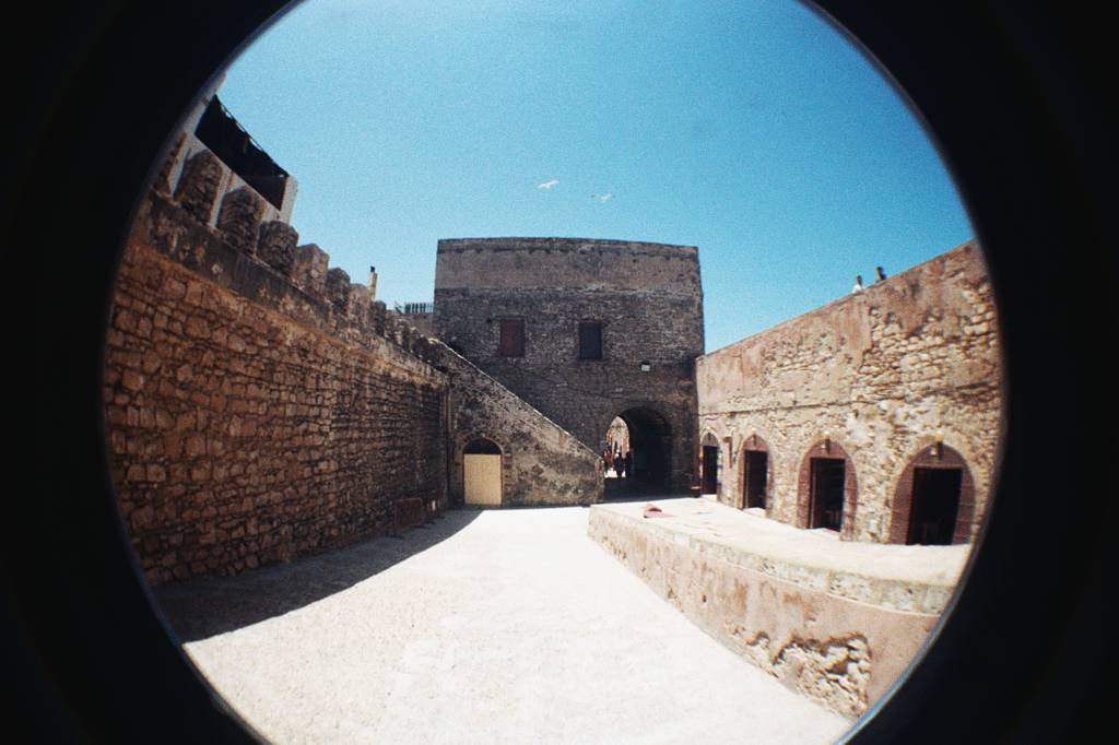 Morocco from My Fisheye's Point of View