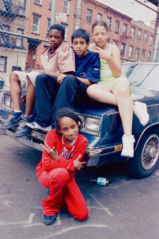The Brooklyn Social Club: Documenting Brooklyn in the 90s