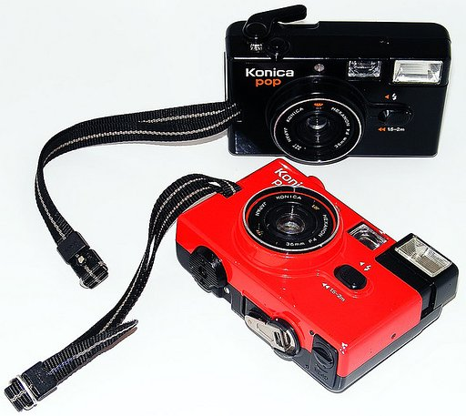 Lomopedia : le Konica Pop