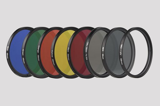 Get all the Filters you need to tickle out the most of your shots!