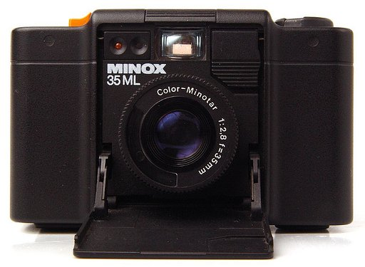 Lomopedia: Minox 35 ML