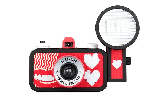 Virginia Is For Lovers: A Brand New La Sardina Camera and Competition!