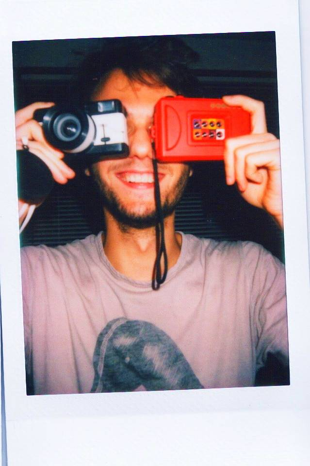 """Capturing Friends with the """"Fuji Instax"""""""