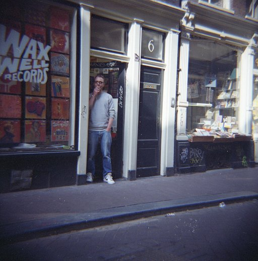 Dutch Record Stores - #2 Waxwell Records, Amsterdam
