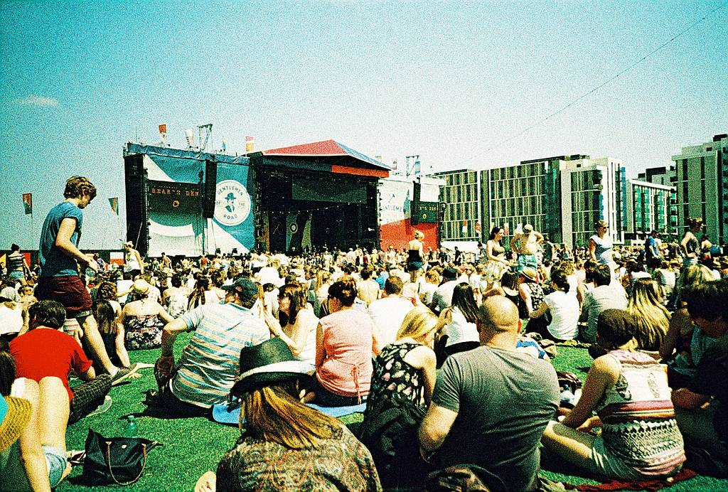 The Lomography Hipshot Showdown: Rocking it Out with Film