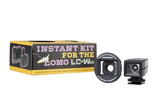 Turn Your Lomo LC-Wide Camera into an Instant Memory Maker with the Lomo LC-Wide Instant Kit