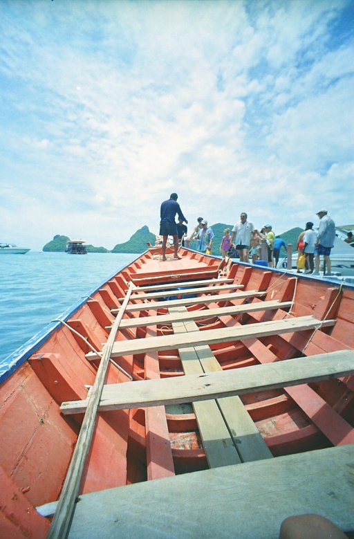 End of Summer: A Tour to Beautiful Ang Thong National Marine Park