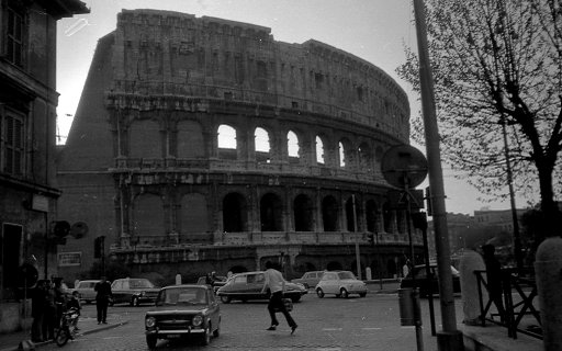 My Father's Trips: Rome 1971