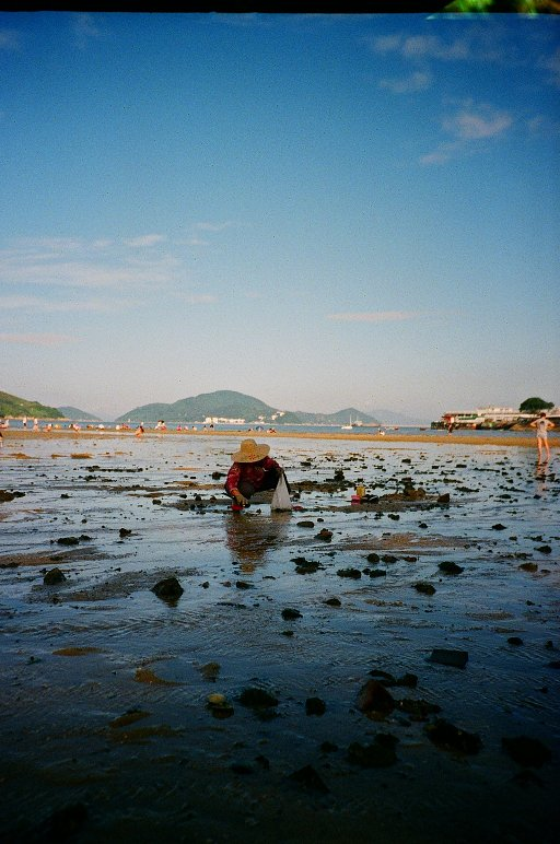 My Favorite Childhood Hangout: Clamming at Silver Mine Bay (Hong Kong)