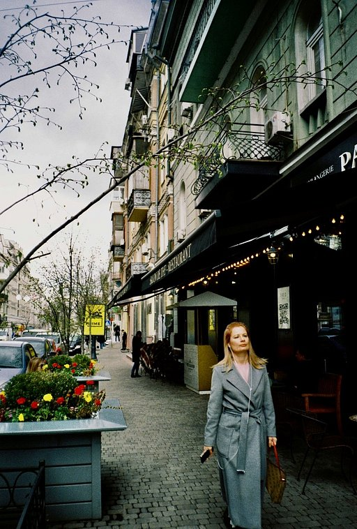 Kyiv on Film: A Local's Exploration of an Ever-Evolving City