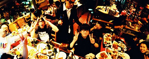 Lomography X'mas Party 2011
