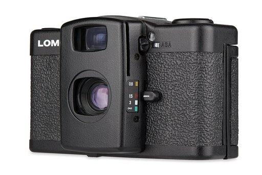 A Lomography Classic - The LC-A+