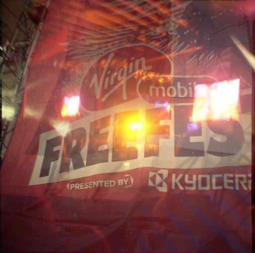 Virgin Mobile FreeFest: Bringing Music to Economically-Strapped Times