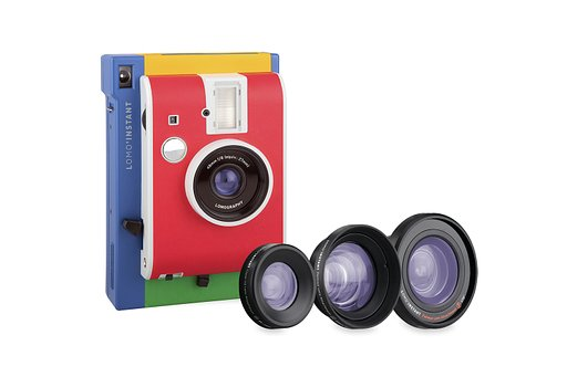Stand up and stand out with the Lomo'Instant Murano
